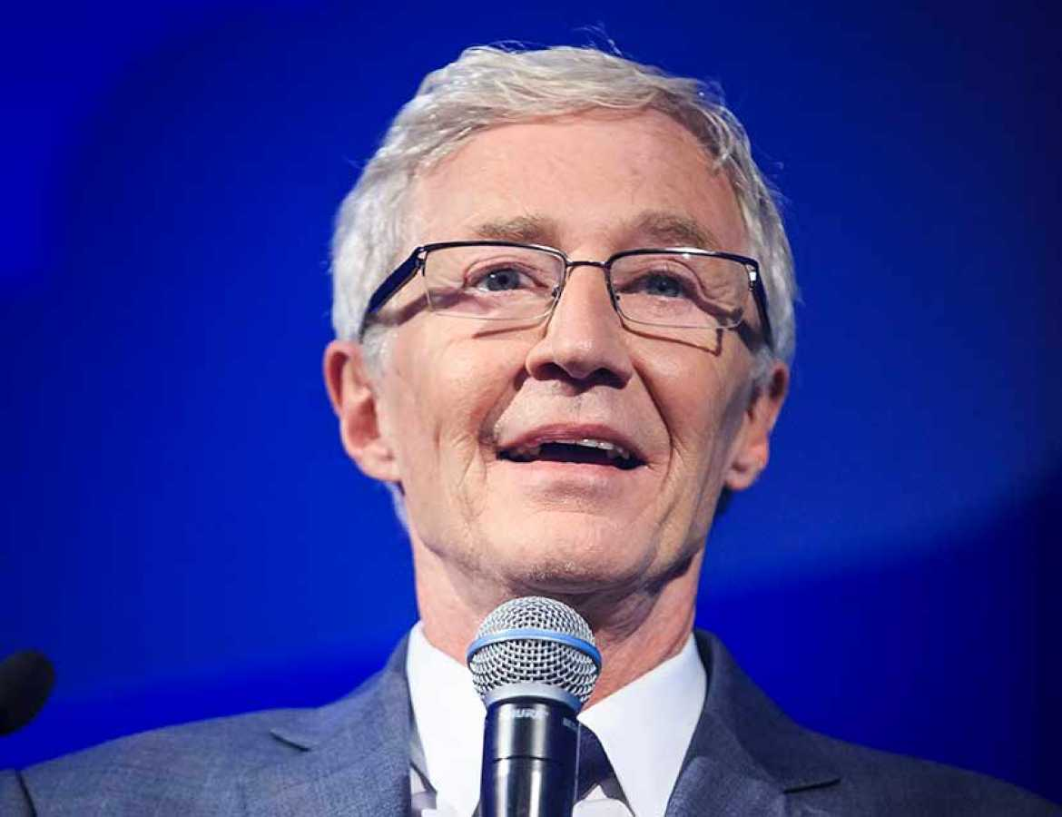 TV star Paul O'Grady unveiled as host of the NHS Heroes Awards