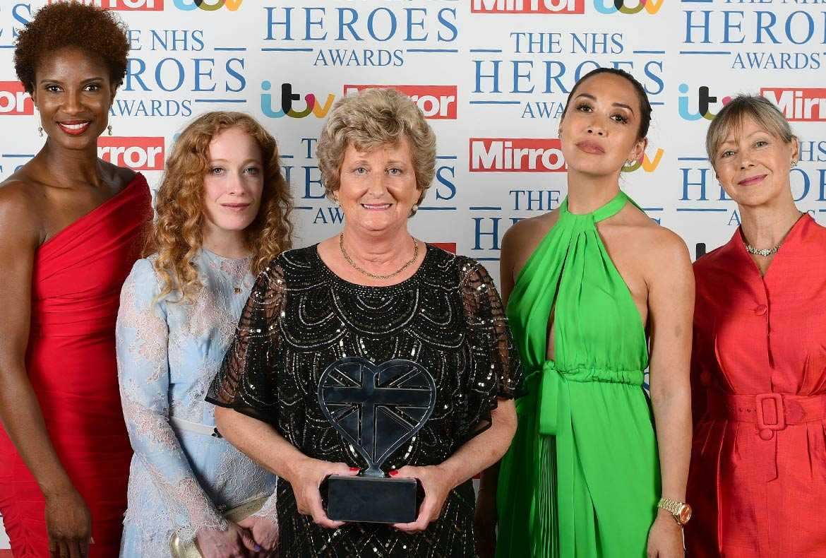 Betty Macintyre - Hero Nurse